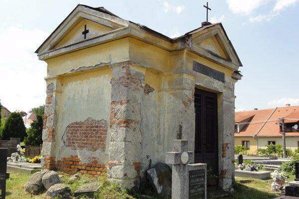 Hrobka Eiserthovcov.
