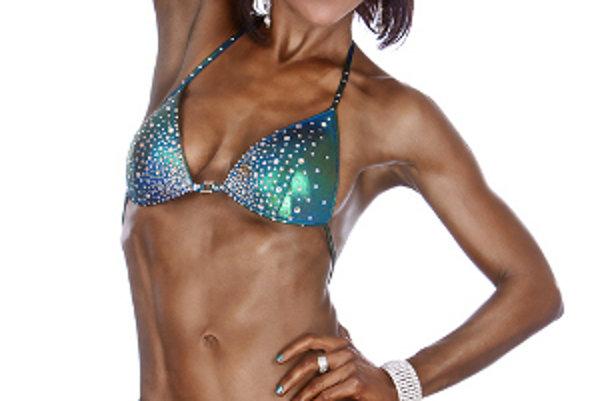 Vyformované telo - K cvičeniu inklinovala už dávnejšie, ale seriózne sa mu začala venovať až pred rokom.