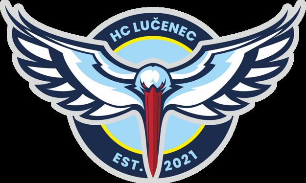 Logo nového seniorského tímu z Lučenca