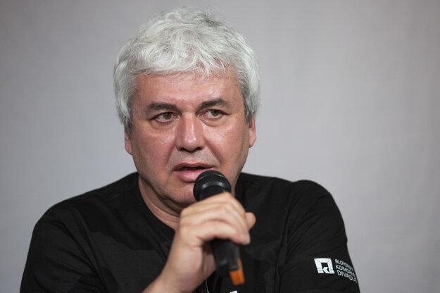 Róbert Mankovecký.
