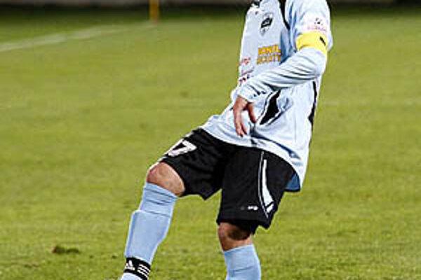 Róbert Rák strelil prvý gól Nitry a na druhý prihrával.