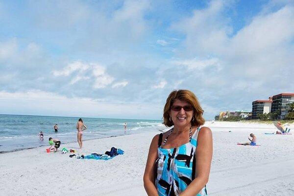 Šťastná Eleonora Brasic žije jedenásť rokov na Floride.