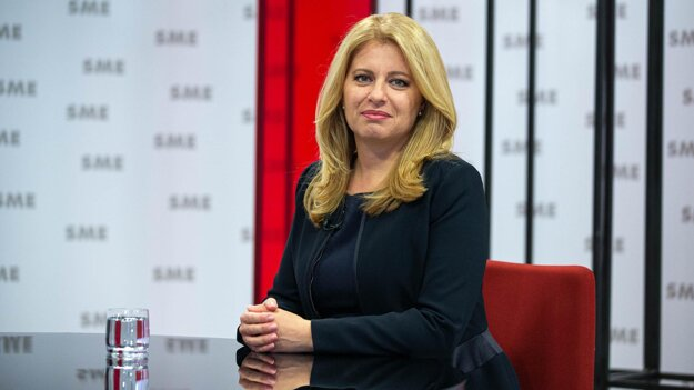 Rozhovory ZKH: Zuzana Čaputová.