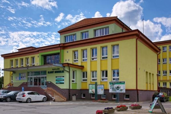 Bardejovská nemocnica.