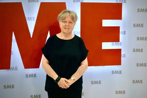 pediatrička MUDr. Marta Špániková