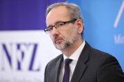 Poľský minister zdravotníctva Niedzielski
