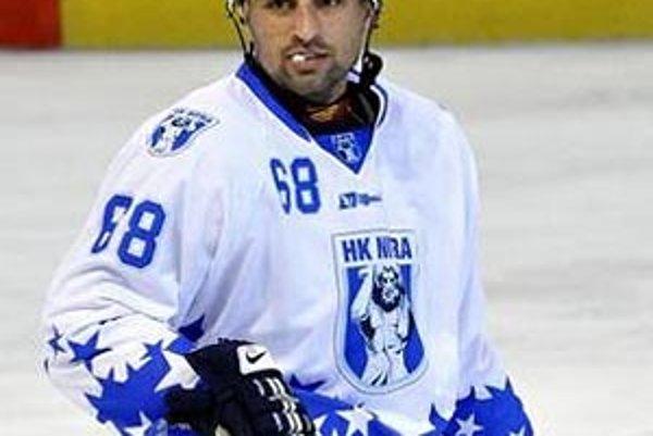 Milan Hruška sa do Nitry vrátil po takmer piatich rokoch.