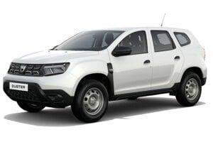 Dacia Duster v základnej výbave Access.