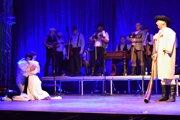 Vrcholom piatkového večera na Novohradskom folklórnom festivale bolo vystúpenie víťaza šou Zem spieva, FS Považan.