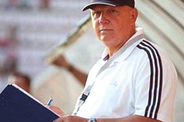 Štefan Horný vydržal na lavičke DAC-u štyri kolá.