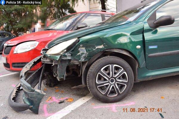 Vodič opla čelí za jazdu pod vplyvom alkoholu obvineniu.
