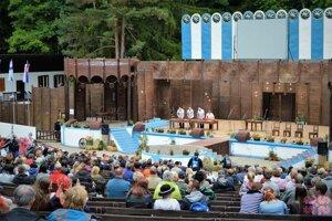 Medzinárodný folklórny festival v Myjave