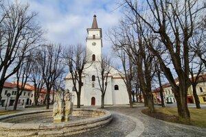 Kostol sv. Mikuláša.