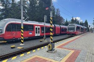 Počas jesene by sa v nových električkozubačkách mohli odviezť aj cestujúci.