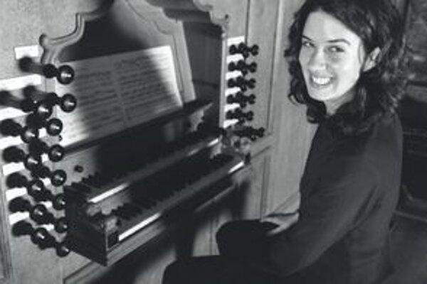 V nedeľu sa poslucháčom festivalu Ars Organi predstaví rakúska umelkyňa Elke Eckerstorfer.