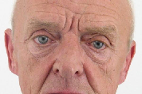 Hľadaný Jozef Janotka.