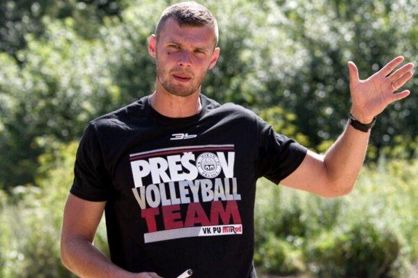 Prešovských volejbalistov povedie staronový tréner.