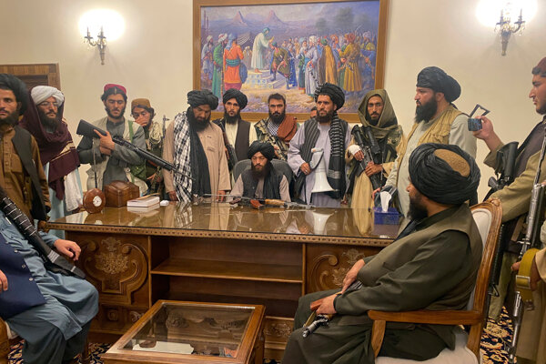 Vláda Talibanu