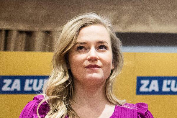 Vladimíra Marcinková opúšťa stranu Za ľudí, ktorú spoluzakladala.