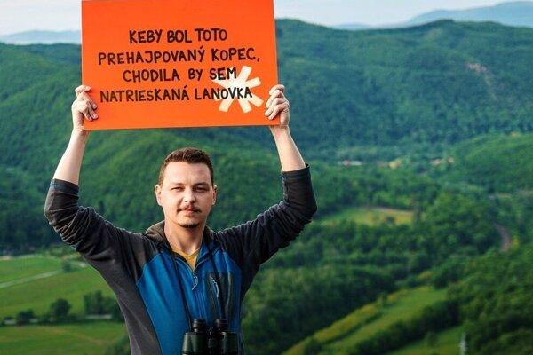 Kampaň Košického kraja, ktorej tvárou je komik Martin Hatala, vzbudila počas tohtoročnej letnej sezóny vlnu kritiky aj pochvaly.