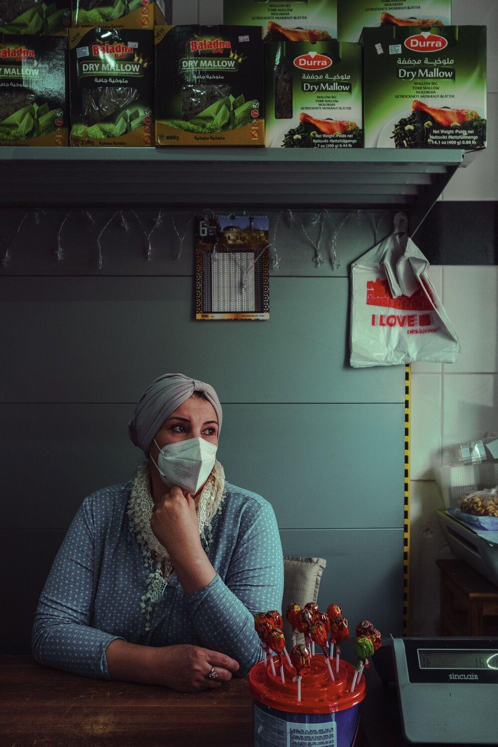 Zo Sýrie utiekla pred vojnou s celou rodinou.