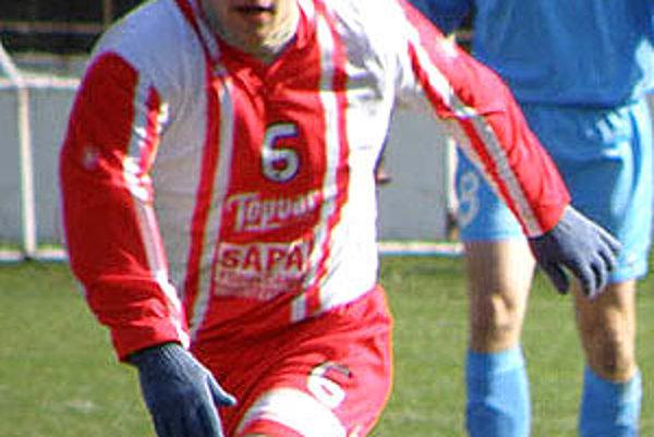 Ondrej Čurgali bude na jar hrávať za druholigový poľský klub Nowy Sacz.