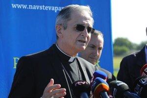 Arcibiskup Zvolenský.