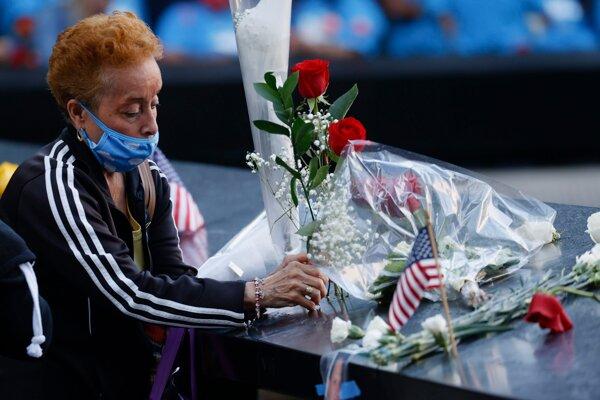 V New Yorku si v sobotu pripomenuli 20. výročie teroristických útokov.