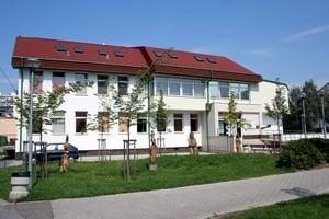 Knižnica v Malackách.