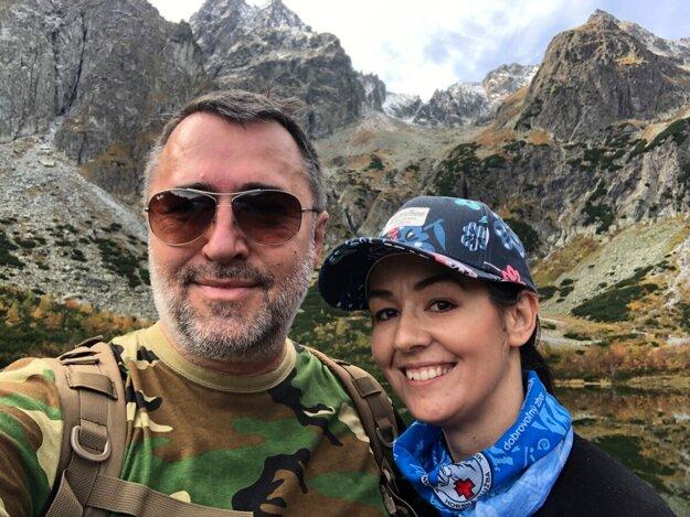Manželia Potoční vymenili teplý ostrov za Tatry.
