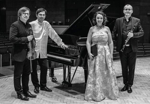 Koncert Ensemble Ricercata sa začne v Múzeu Vojtecha Löfflera o 18.00 hod.