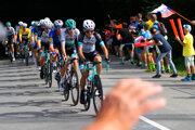 1. etapa cyklistických pretekov Okolo Slovenska.