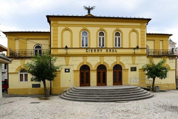PKO Čierny orol v Prešove.