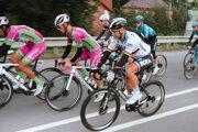 Peter Sagan na Okolo Slovenska 2021.