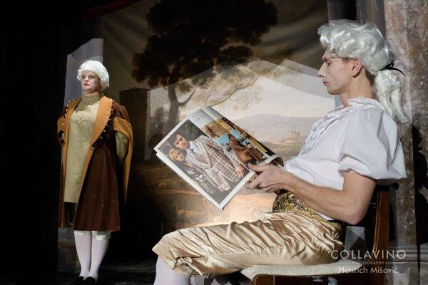 Nové divadlo odohrá predstavenia aj pre nepočujúcich.