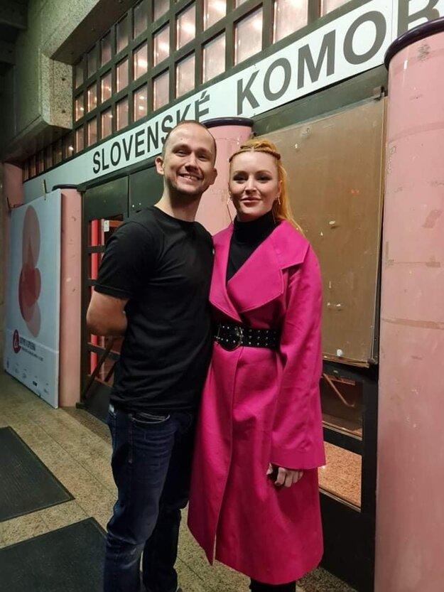 Pre Igora, návštevníka festivalu, bolo stretnutie so speváčkou Barborou Švindraňovou splneným snom.