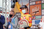 Nór Kristoffer Halvorsen vyhral 3. etapu pretekov Okolo Slovenska 2021.