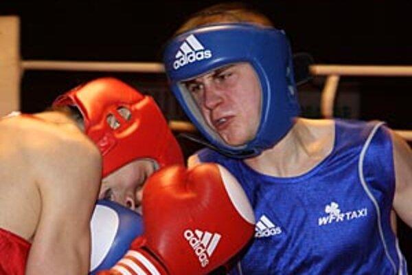 Vekom ešte junior Michal Zátorský získal titul seniorského majstra SR, naviac získal cenu najtechnickejšieho boxera.