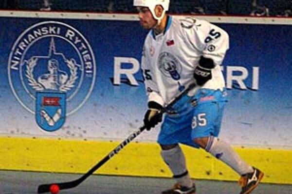 Víťazný gól strelil Marek Slovák.