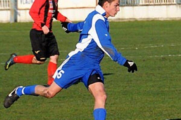 Strelec druhého gólu Tomáš Obert.