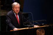 Prístup k čistej, obnoviteľnej energii je, celkom jednoducho povedané, otázkou života a smrti, povedal na úvod energetického summitu generálny tajomník OSN António Guterres.