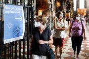Rakúsko ponúka očkovanie už aj v jednej z najikonickejších stavieb vo Viedni - v Dóme sv. Štefana.
