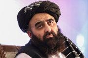 O vystúpenie na Valnom zhromaždení OSN požiadal talibanský minister zahraničných vecí Amír Chán Muttákí.