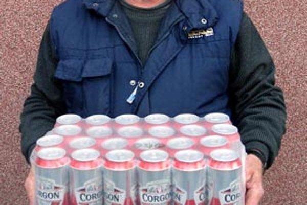Pre kartón piva Corgoň od spoločnosti Heineken si prišiel víťaz 13. kola Alexander Kusý z Trnovca nad Váhom.