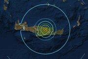 Epicentrum zemetrasenia bolo 246 kilometrov juho-juhovýchodne od gréckeho hlavného mesta Atény.