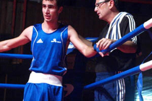 Tomáš Vaňo boxoval výborne.