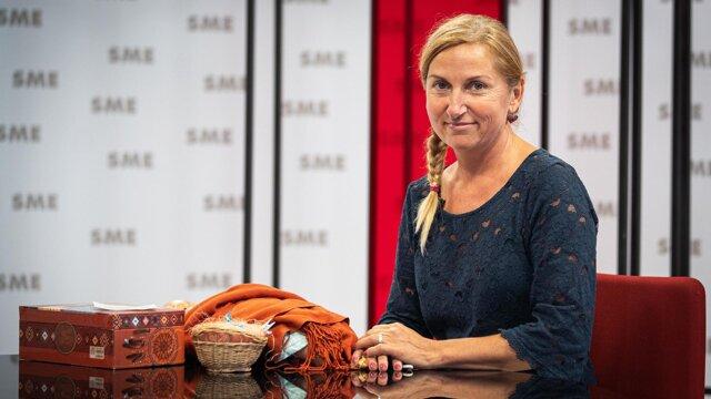 Rozhovory ZKH: Dana Koníček-Žilinčíková.