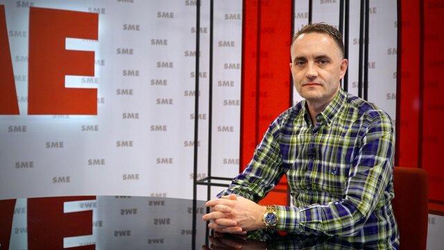 Rozhovory ZKH: Jakub Hložník.