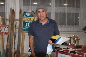 Lyžiarský tréner v súčastnosti Ivan Iľanovský