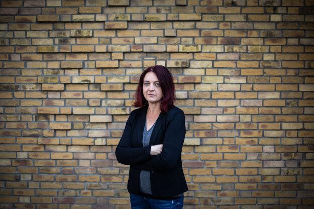 Historička Eva Škovranková prednedávnom vydala knihu Strážkyne rodinných kozubov?
